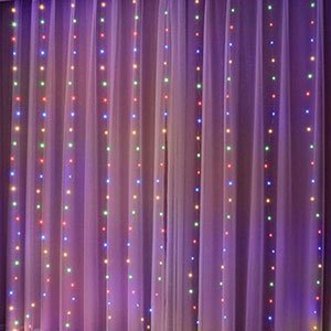 multicolor-curtain-lights