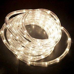 warm white rope lights