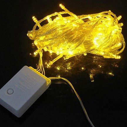 100 led christmas lights plug in