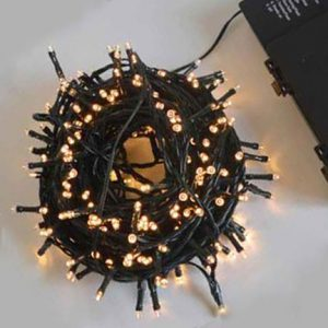 Battery Fairy lights LED Christmas string Outdoor decor