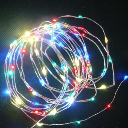 Battery copper wire fairy string lights