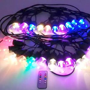 Outdoor Christmas LED Festoon lights