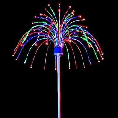 electronic sparkler lighting Christmas firework outdoor led