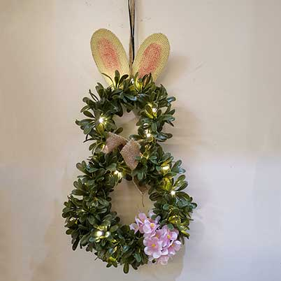 Easter Bunny Wreath supplier