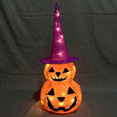 Halloween Pop-up Pumpkin